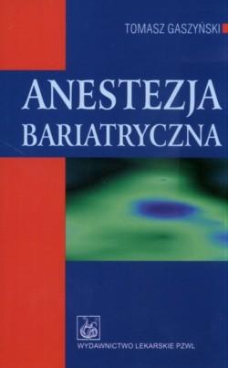 Okładka książki Anestezja bariatryczna