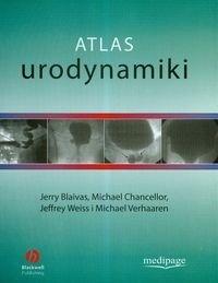 Okładka książki Atlas urodynamiki
