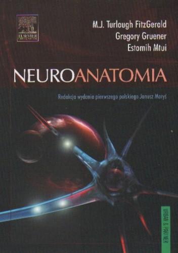 Okładka książki Neuroanatomia