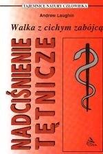 Okładka książki Nadciśnienie tętnicze. Walka z cichym zabójcą