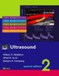 Okładka książki Ultrasound Requisites