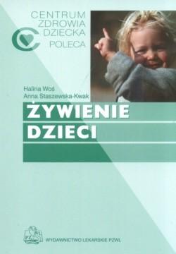 Okładka książki Żywienie dzieci