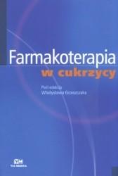 Okładka książki Farmakoterapia w cukrzycy