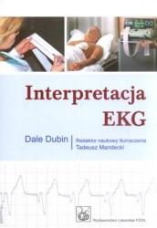 Okładka książki Interpretacje EKG