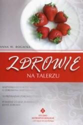 Okładka książki Zdrowie na talerzu