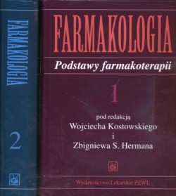 Okładka książki Farmakologia. Podstawy farmakoterapii. Tom 1 i 2