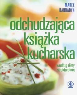 Okładka książki Odchudzająca książka kucharska