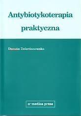 Okładka książki Antybiotykoterapia Praktyczna
