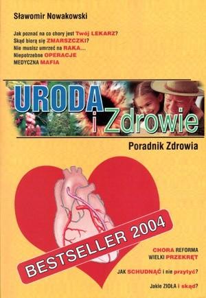 Okładka książki Poradnik zdrowia Uroda i zdrowie