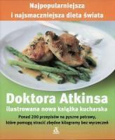 Okładka książki Książka kucharska dr.Atkinsona
