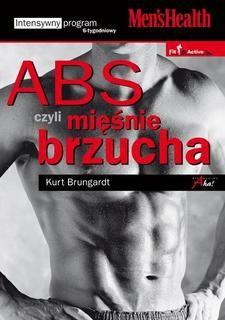 Okładka książki Abs czyli mięśnie brzucha