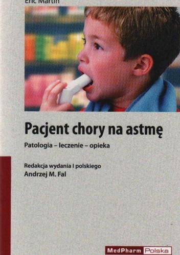 Okładka książki Pacjent Chory Na Astmę