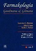 Okładka książki Farmakologia Goodmana & Gilmana. T. I i II