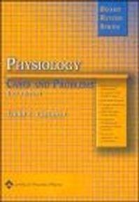 Okładka książki Brs physiology cases &&& problems