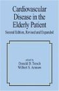 Okładka książki Cardiovascular Disease in Elderly Patient