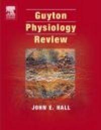 Okładka książki Guyton Physiology Review