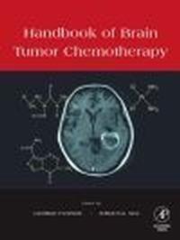 Okładka książki Handbook of Brain Tumor Chemotherapy