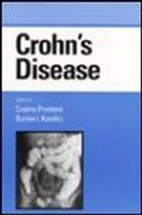 Okładka książki Crohn's Disease