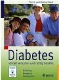 Okładka książki Diabetes