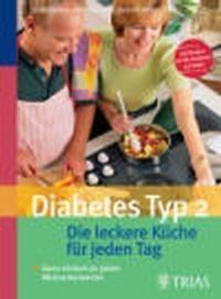 Okładka książki Diabetes Typ 2