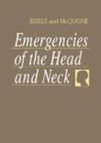 Okładka książki Emergencies of Head &&& Neck