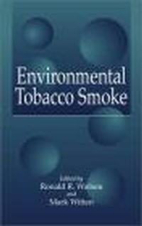 Okładka książki Environmental Tabacco Smoke