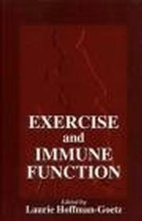 Okładka książki Exercise &&& Immune Function