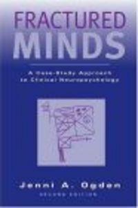 Okładka książki Fractured minds