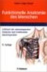 Okładka książki Funktionelle Anatomie des Menschen