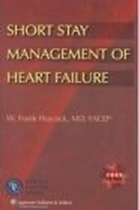 Okładka książki Short Stay Management of Heart Failure