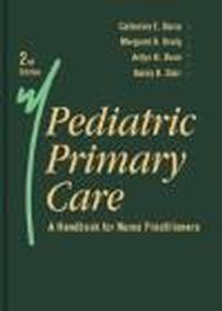 Okładka książki Pediatric Primary Care