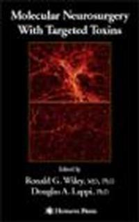 Okładka książki Molecular Neurosurgery with Targeted Toxins
