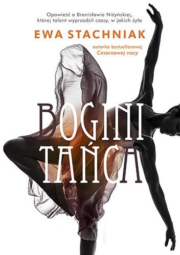 Okładka książki Bogini tańca