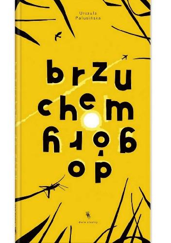 Okładka książki Brzuchem do góry