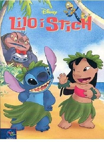 Okładka książki Lilo i Stich