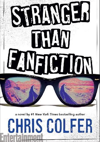 Okładka książki Stranger Than Fanfiction