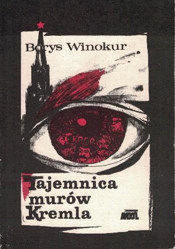 Okładka książki Tajemnica murów Kremla
