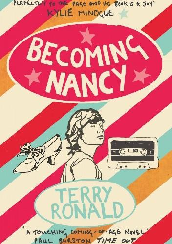 Okładka książki Becoming Nancy