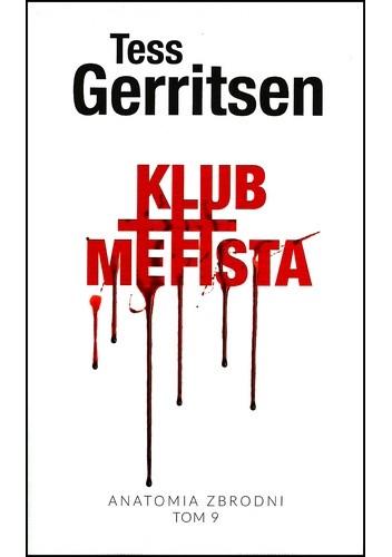 Okładka książki Klub Mefista