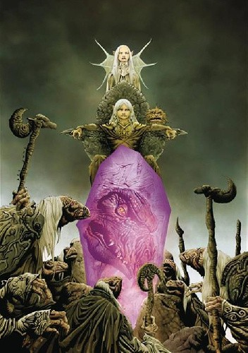 Okładka książki Jim Henson's The Power of the Dark Crystal #1