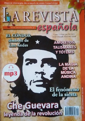 Okładka książki La revista española. Numer 15