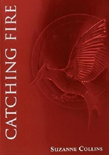 Okładka książki The Hunger Games. Catching Fire