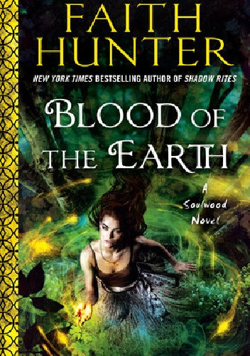 Okładka książki Blood of the Earth