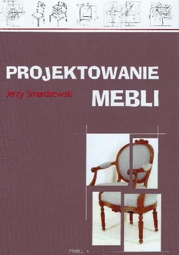 Okładka książki Projektowanie mebli