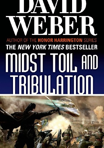 Okładka książki Midst Toil and Tribulation