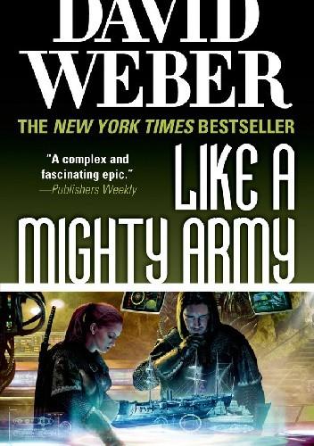 Okładka książki Like a Mighty Army