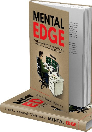Okładka książki Mental Edge