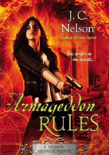 Okładka książki Armageddon Rules
