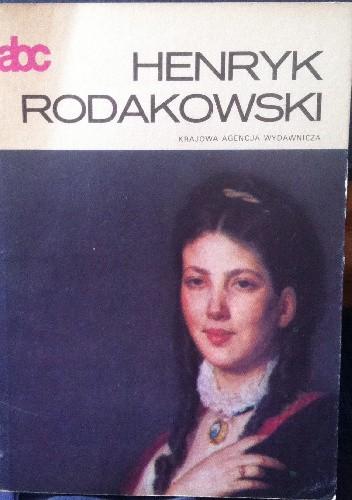 Okładka książki Henryk Rodakowski