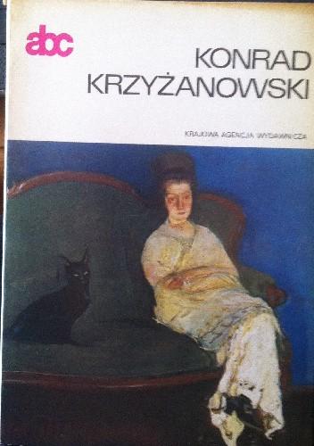 Okładka książki Konrad Krzyżanowski